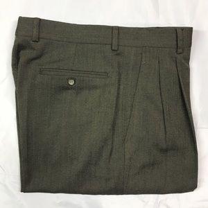 Claiborne Men's Pleated Dress Pants 32X30